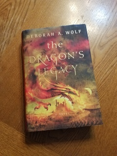Dragon's Legacy Book
